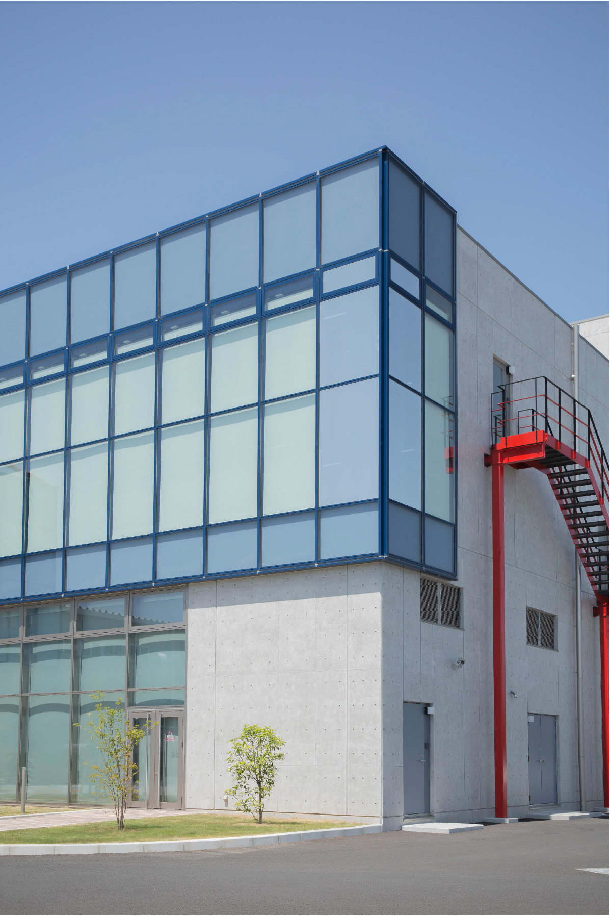 cs laboratory building