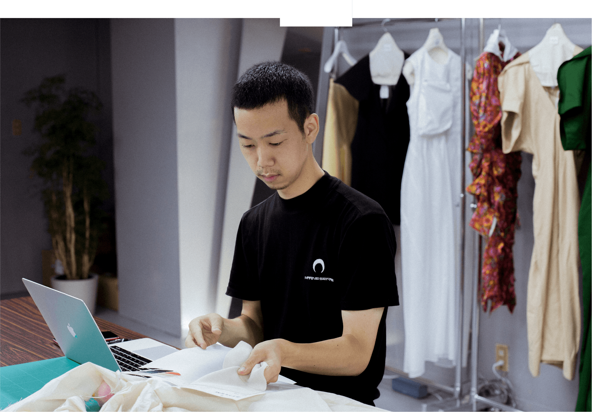 hanzawa measuring clothes